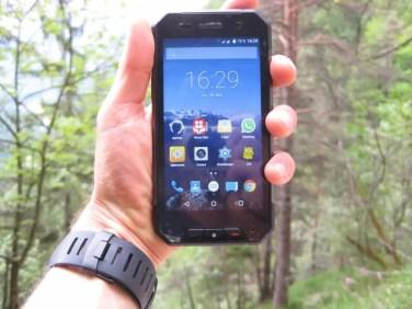Smartphone Cyrus CS 27_6