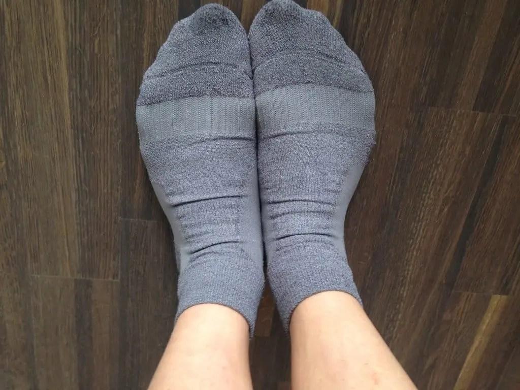 c3fit paper fiber socks