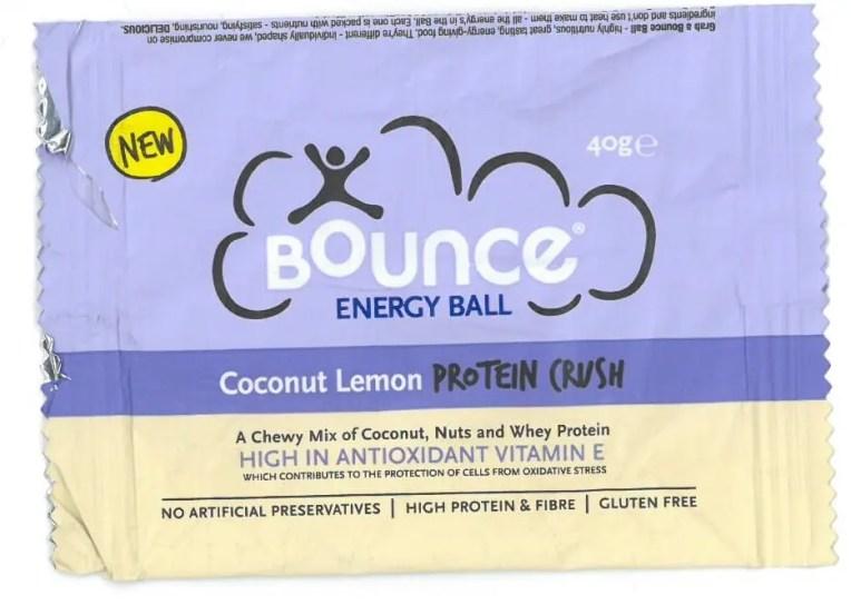 Bounce Energy Balls 10