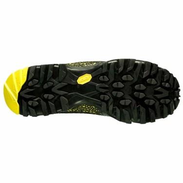 La Sportiva_Nucleo gtx black-yellow sole