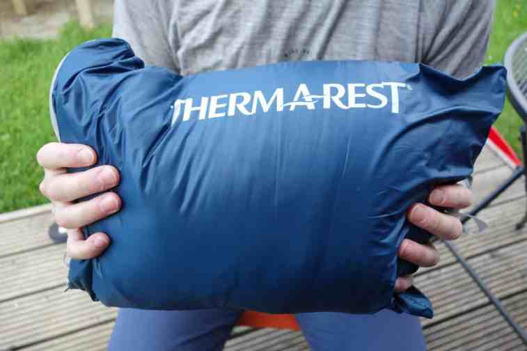 Test Therm-a-Rest Honcho Poncho - 1