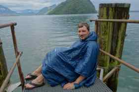 Test Therm-a-Rest Honcho Poncho - 10