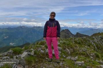 Bergtour, Gridone 2188m