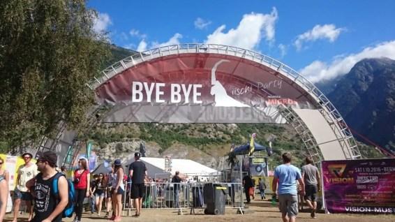 Bye Bye Gampel, bis zum nächsten Mal!