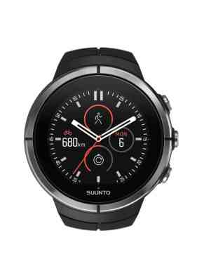 SUUNTO - SPARTAN - Ultra Black - Front View_Watchface_analog_cycle_activity