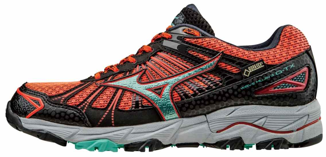 """WAVE MUJIN 3 G-TX (W) Women Trail"""