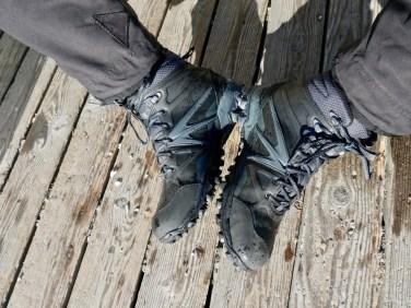 Merrell Capra Glacial Ice Mid Waterproof 17