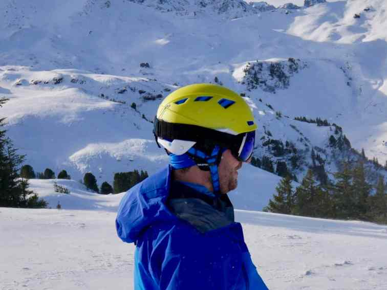 Test Salomon MTN LAB Helm 04