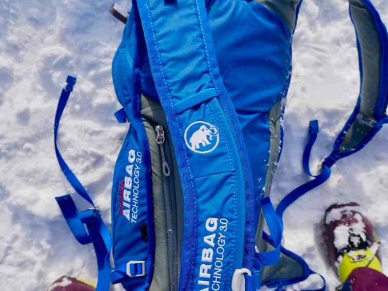 Test Mammut Ultralight Removable Airbag 3.0 08