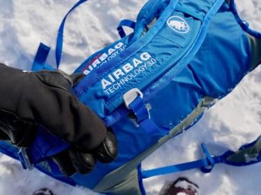 Test Mammut Ultralight Removable Airbag 3.0 10