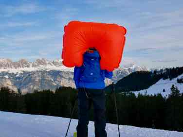 Test Mammut Ultralight Removable Airbag 3.0 21