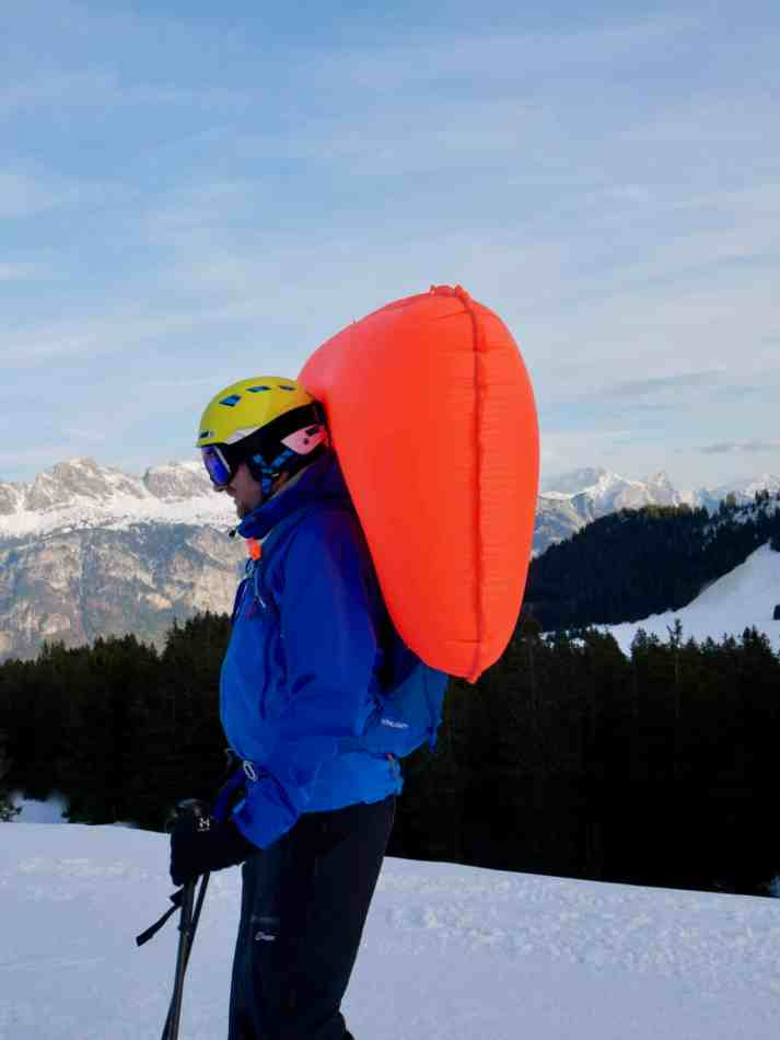 Test Mammut Ultralight Removable Airbag 3.0 27