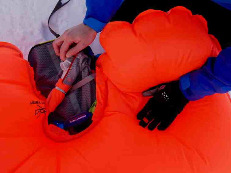 Test Mammut Ultralight Removable Airbag 3.0 31