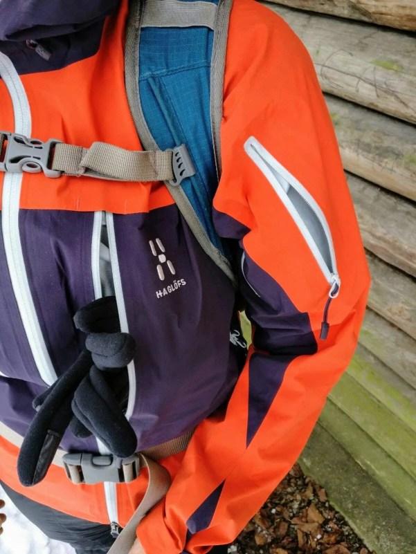 Hagloefs Spitz Jacket W12