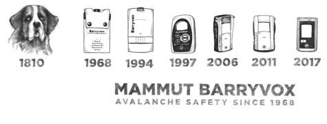 Mammut Barryvox S 07