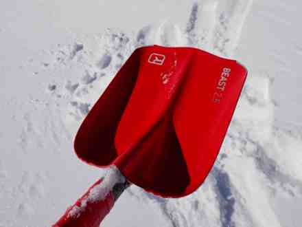 Ortovox Beast Shovel 26