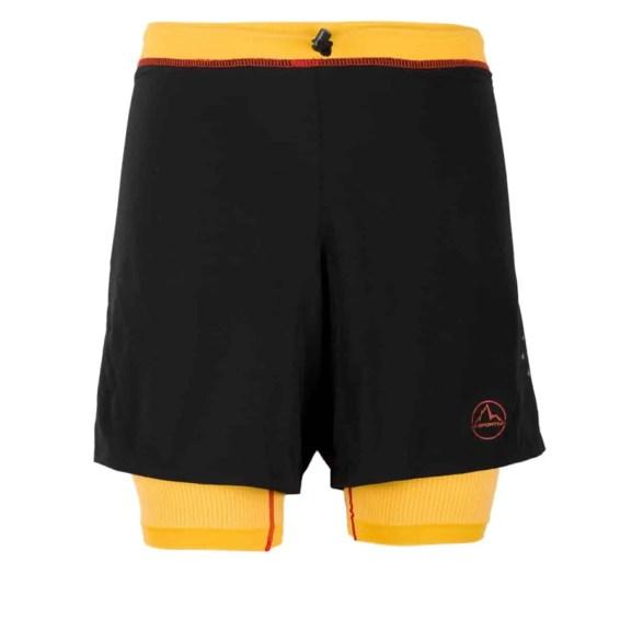 La Sportiva_Rapid Short M_Black-Yellow