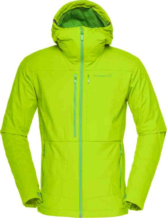 lofoten Powershield Pro Alpha Jacket M_Birch Green