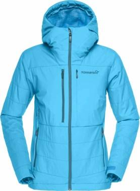 lofoten Powershield Pro Alpha Jacket W_Caribbean Blue
