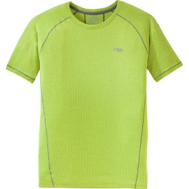 Polartec Delta_OutdoorResearch Gauge Tee