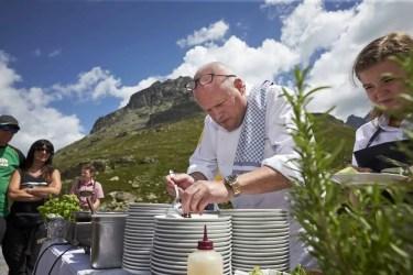 Kulinarischer Jakobsweg, Ischgl, Tirol