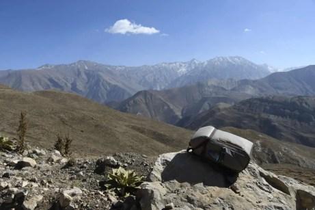 Blick auf das Elburs-Gebirge