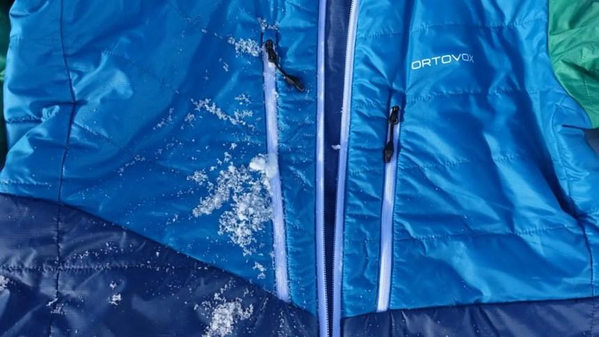 Ortovox Swisswool Piz Boval Jacket 10