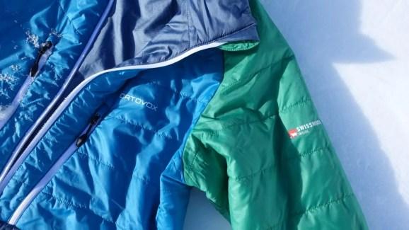 Ortovox Swisswool Piz Boval Jacket 14