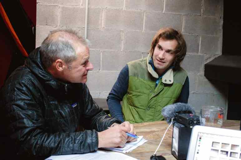 Making-of: Interview mit Jerry Moffatt