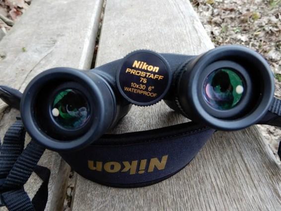 Nikon Prostaff 7s 10x30-11