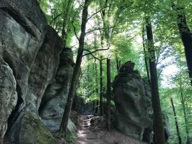 Mullerthaltrail Luxemburg 06