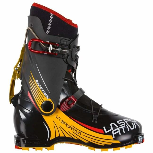 La Sportiva_Racetron black-yellow (88V999100)