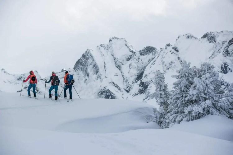 Ortovox Winter 2019/20 – Skitour im Zillertal, Foto Hansi Heckmair