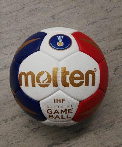 molten handball spielball der