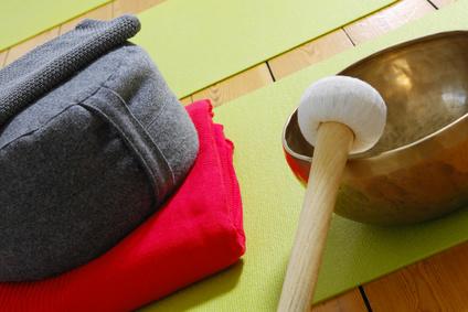 Meditationszubehör: Alles, was Sie (nicht) brauchen