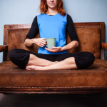 Teetrinken ist bei Vipassana auch ein Bestandteil der täglichen Meditationspraxis.