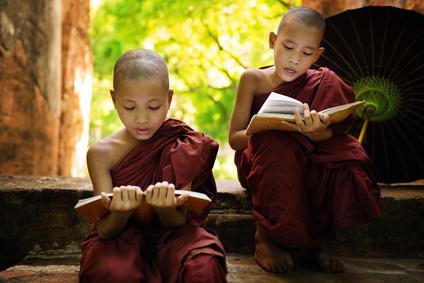 Buddhismus ist eine ganz normale Religion – oder?