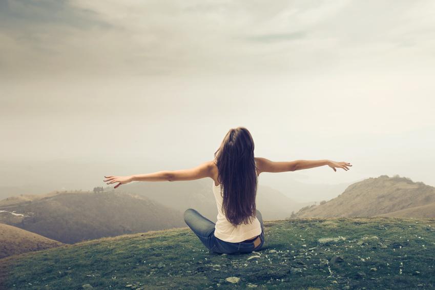 Beim Tsa Lung spielt die Atmung eine zentrale Rolle.