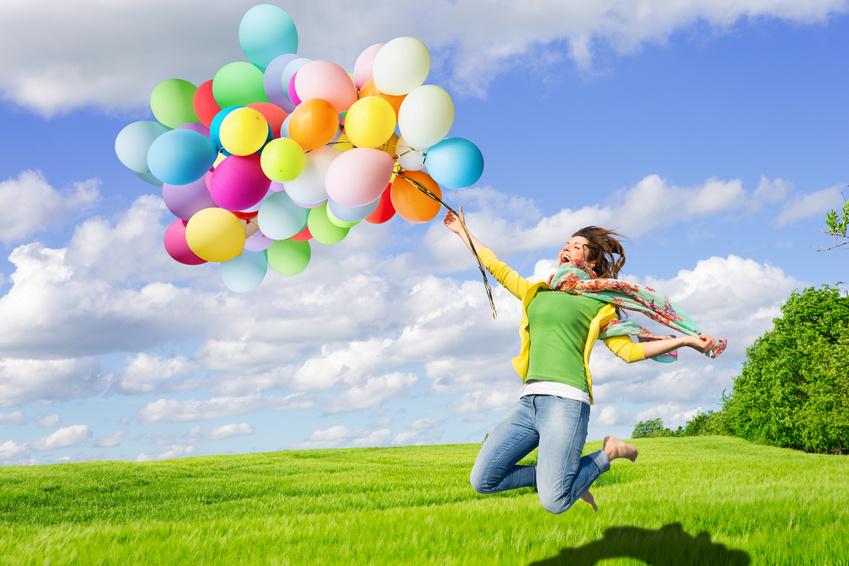 Oft ist es nicht das was uns passiert, was uns glücklich oder unglücklich macht, sondern wie wir es bewerten.