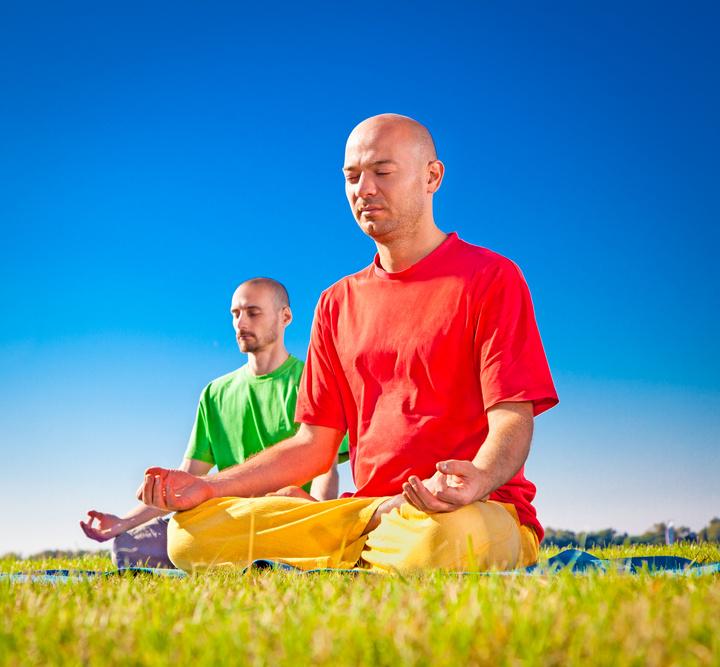 Warum meditieren so wenige Männer?