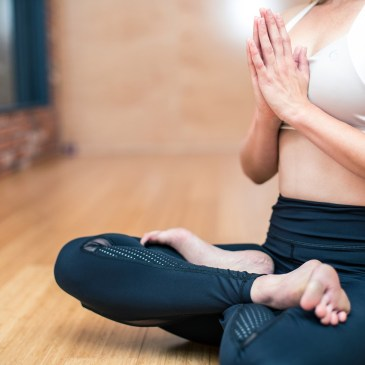 Deshalb solltest du nach dem Sport meditieren