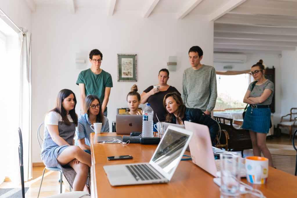 jongeren, online studeren, icha, studeren op afstand