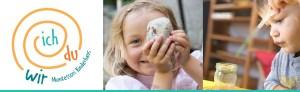 Kinder im Montessori Kinderhaus Brunn