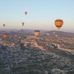 土耳其自由行 卡帕多奇亞熱氣球我們選Butterfly Balloons