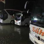 土耳其自由行 棉堡-卡帕多奇亞夜間長途巴士要坐賓士就選Süha