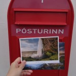 冰島10天不環島自由行 明信片郵票價格報你知 240ISK/張