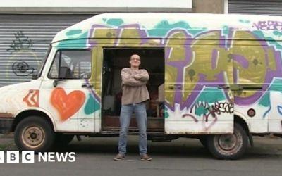 Tom, 19, Speaks About Living in a Van