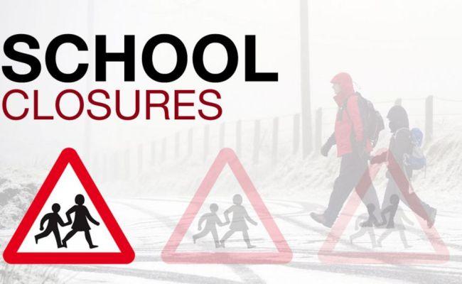 School Closures In Northern Ireland Bbc News