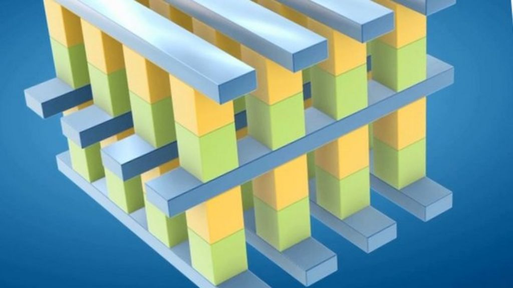 3D Xpoint memory: Faster-than-flash storage unveiled - BBC News
