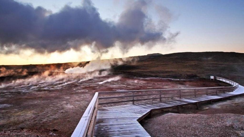世界上最深的地熱發電廠 - BBC 主頁